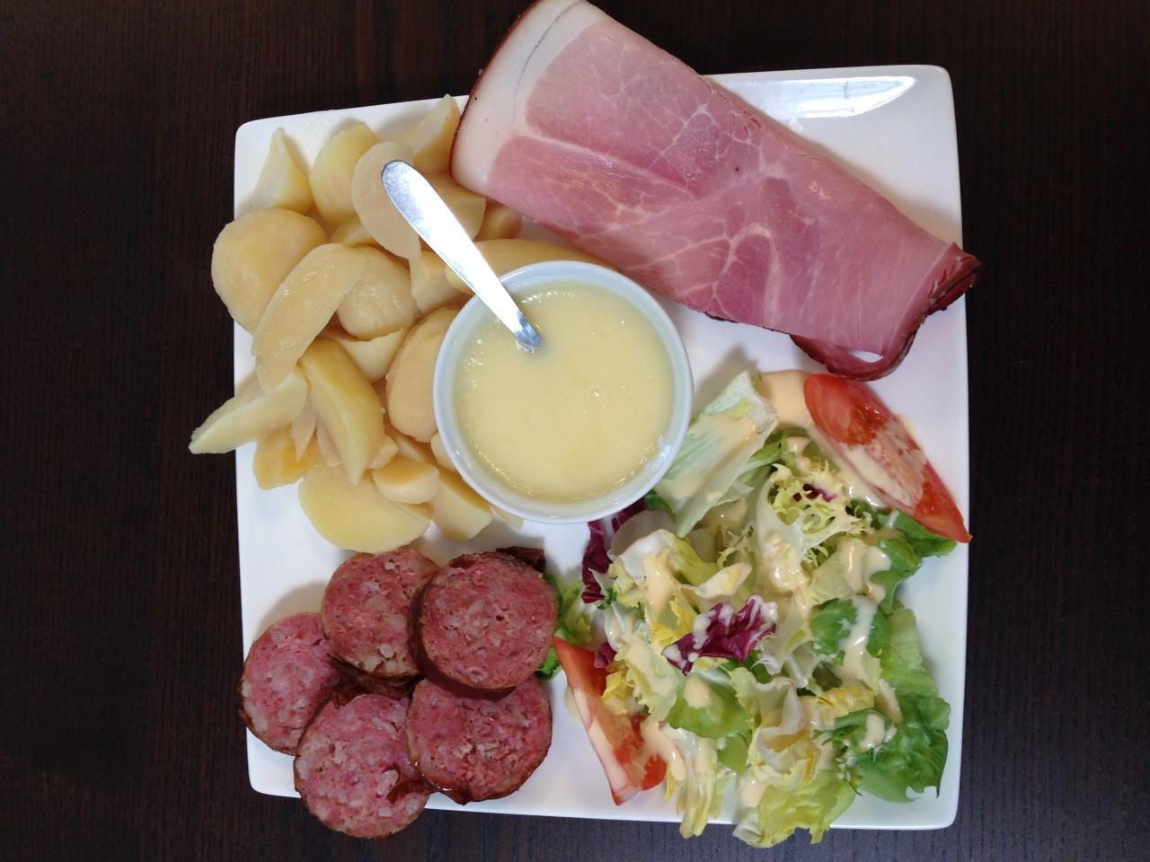 Assiette Francomtoise