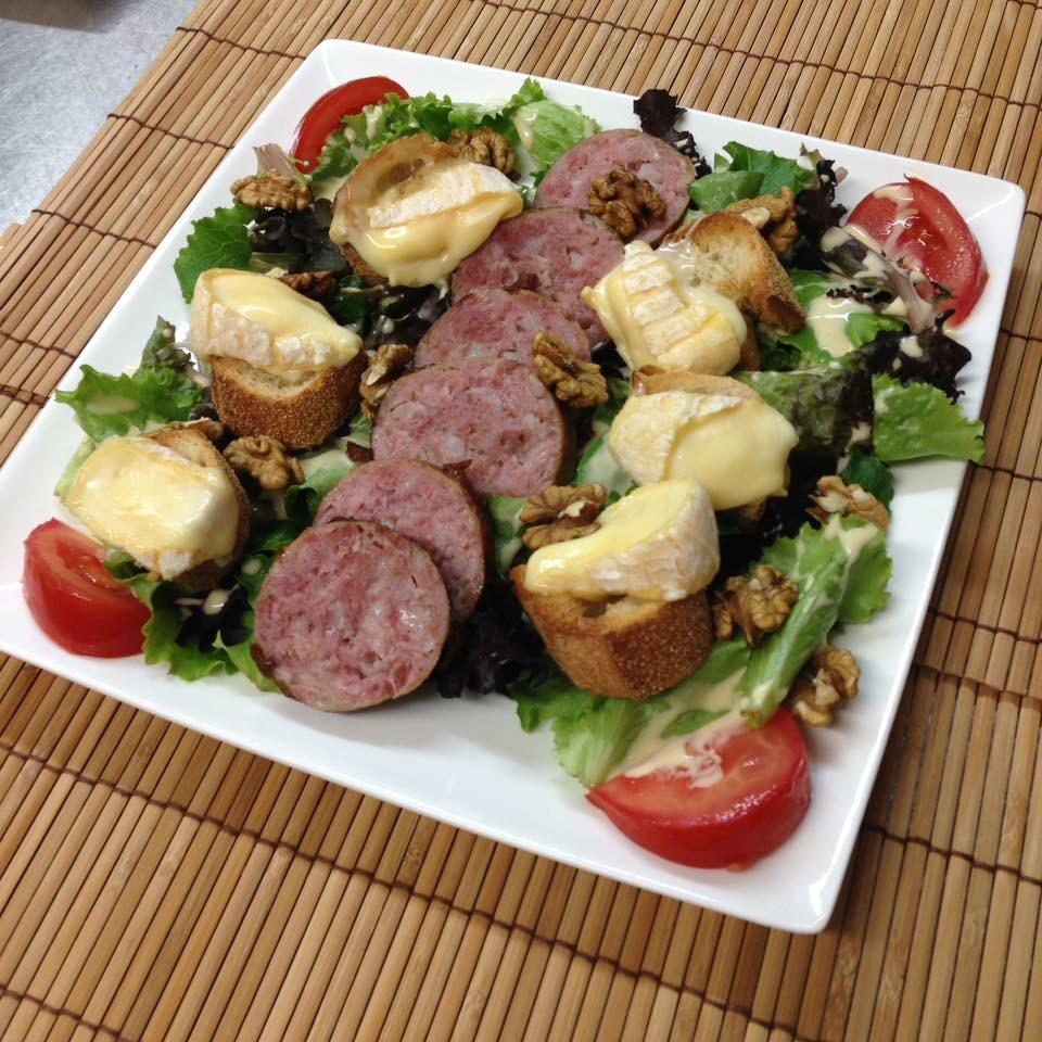 Salade Romoise