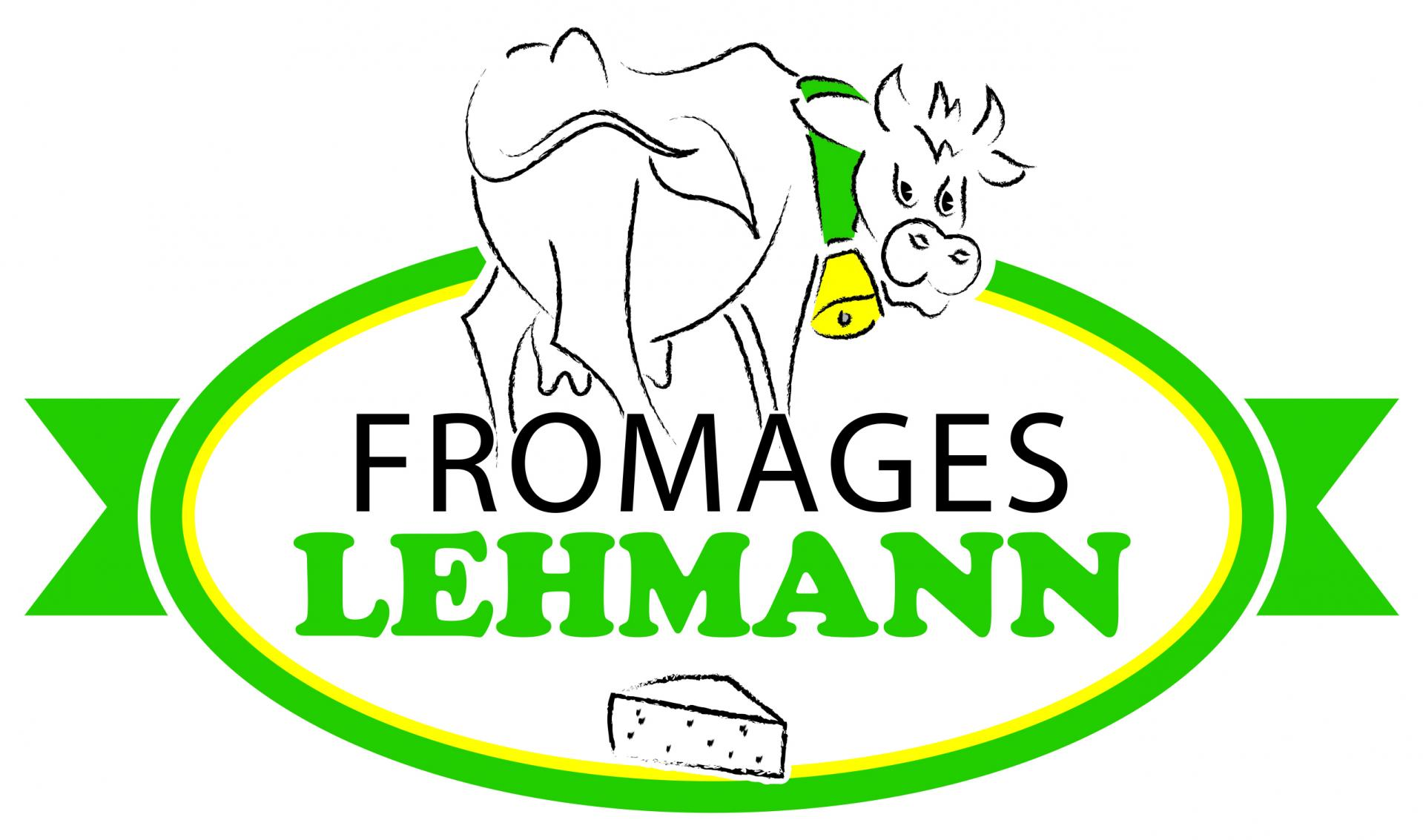 Fromages lehmann logo